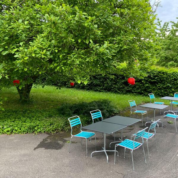 KOSMOS space | Räume zur Tages- / Kurzmiete | Garten Magnolia