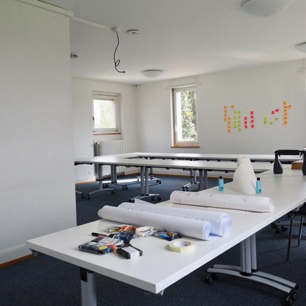 KOSMOS space | Räume zur Tages- / Kurzmiete | Sitzungszimmer