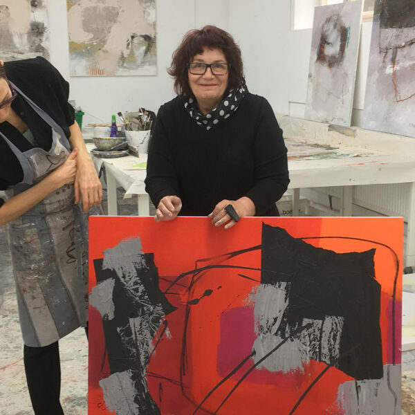 KOSMOS space   Projekte   SternARTE BBB – Ruth Bucher